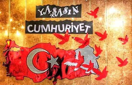 29 Ekim Cumhuriyet Bayramı Etkinlikleri