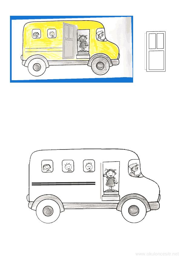 Otobus Kalibi Okuloncesitr Preschool
