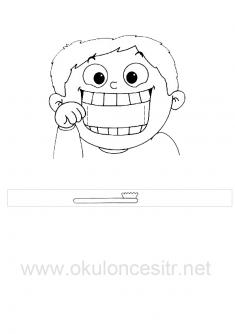Diş Etkinliği Kalıbı
