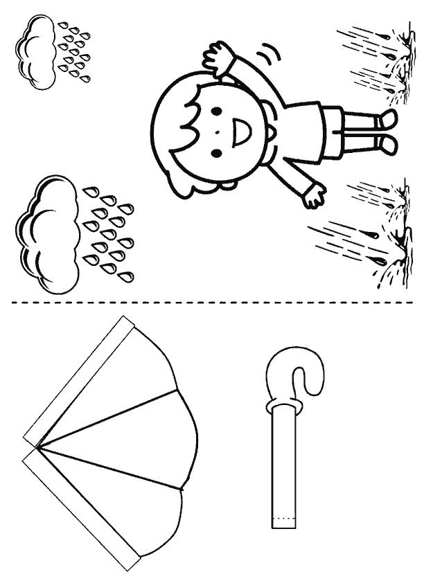 Yagmur Sonbahar Etkinlik Kalibi Okuloncesitr Preschool