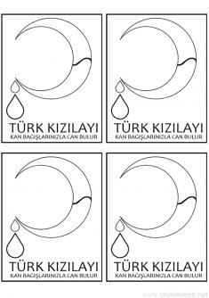 Kızılay Haftası Logosu
