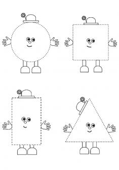 Şekiller Çalışma Sayfası