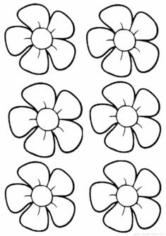 Çiçek Kalıpları