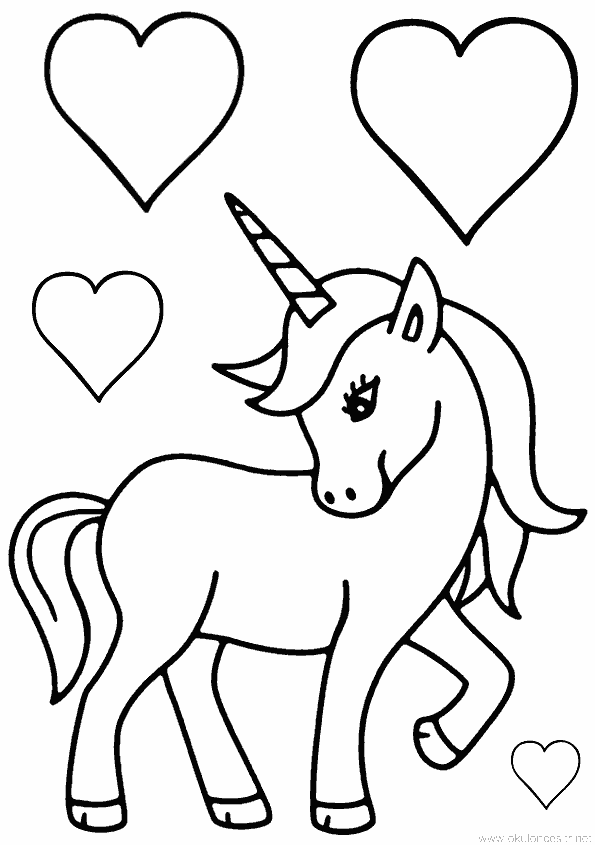 horse coloring pages