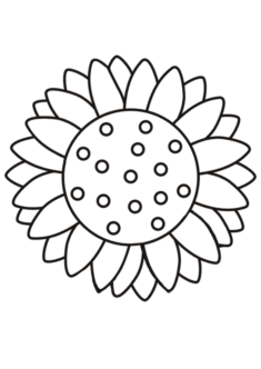 aycicegi-boyama-sayfasi