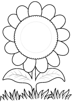 aycicegi9-boyama-sayfasi