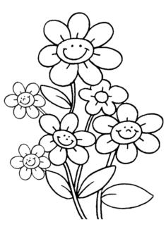 cicekler3-boyama-sayfasi