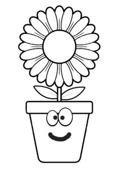 gulencicek6-boyama-sayfasi
