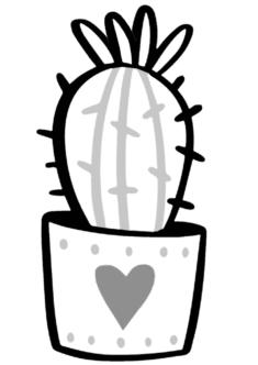 kaktus13-boyama-sayfasi