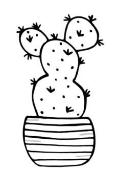 kaktus5-boyama-sayfasi