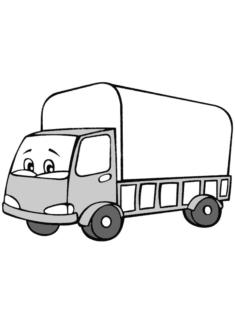 kamyonet-boyama-sayfasi