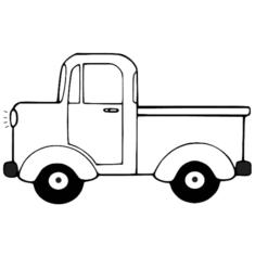 kamyonet1-boyama-sayfasi