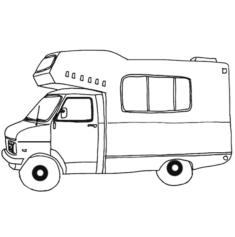 karavan-boyama-sayfasi