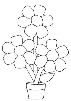 saksidacicek31-boyama-sayfasi