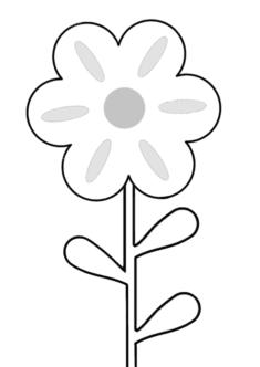 tekcicek15-boyama-sayfasi
