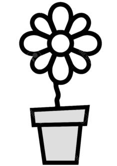 tekcicek3-boyama-sayfasi