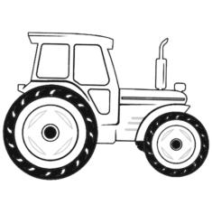 traktor-boyama-sayfasi
