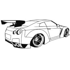 yarisarabasi2-boyama-sayfasi