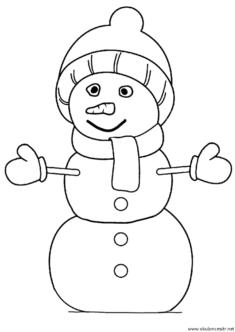 kardan-adam-boyama-snowman-coloring-(48)