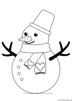 kardan-adam-boyama-snowman-coloring-(52)