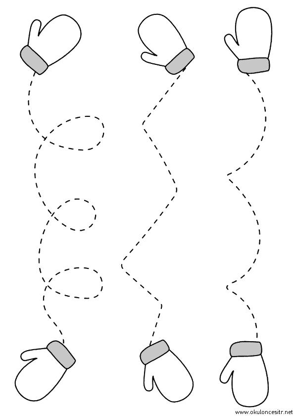 Çizgi Çalışma Sayfası