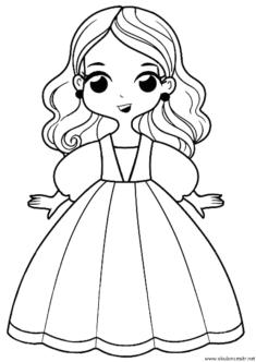 prenses-boyama-princess-coloring (16)