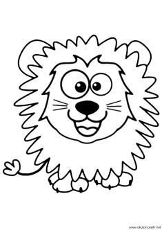 aslan-boyama-sayfasi
