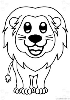 aslan-boyama-sayfasi-lion-coloring-page (71)