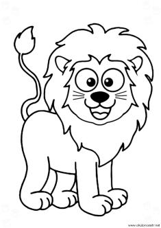 aslan-boyama-sayfasi-lion-coloring-page (85)