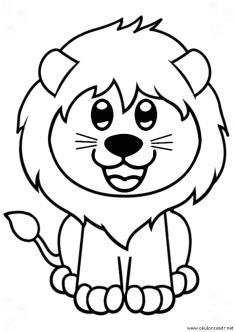 aslan-boyama-sayfasi-lion-coloring-page (89)