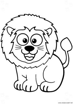 aslan-boyama-sayfasi-lion-coloring-page (90)