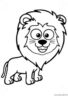 aslan-boyama-sayfasi-lion-coloring-page (92)