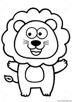 aslan-boyama-sayfasi-lion-coloring-page (94)