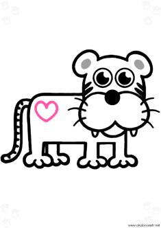 aslan-boyama-sayfasi-lion-coloring-page (95)