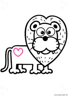 aslan-boyama-sayfasi-lion-coloring-page (96)