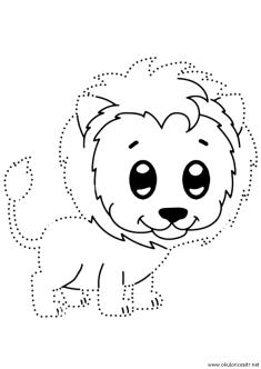 aslan-cizgi-calisma-sayfasii (2)