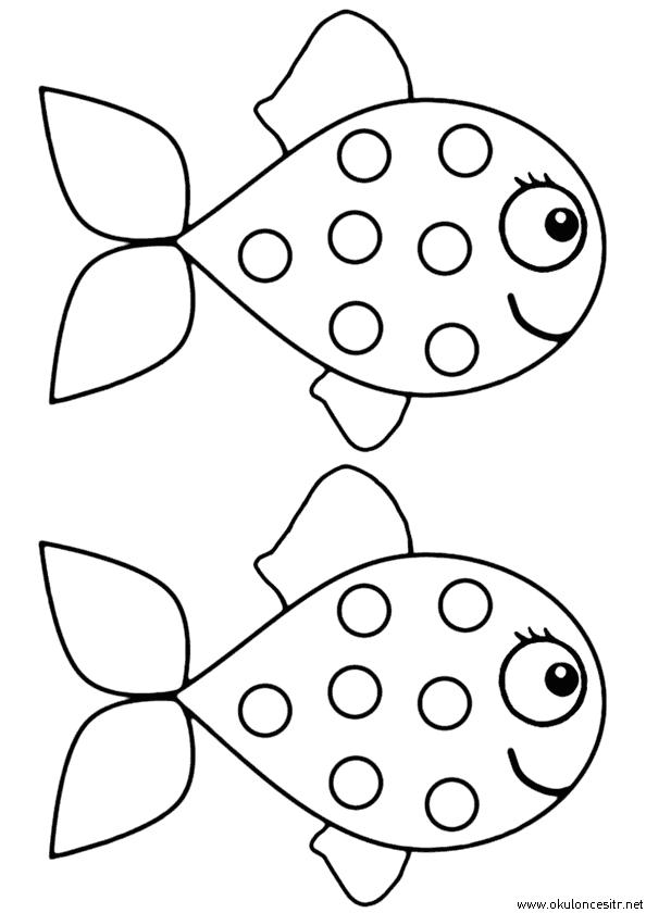 Balık Boyama