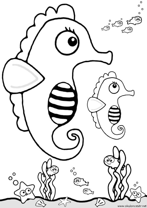 Denizatı Boyama