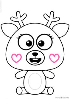 geyik-ceylan-boyama-deer-gazelle-coloring (46)
