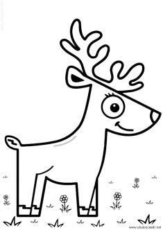 geyik-ceylan-boyama-deer-gazelle-coloring (47)