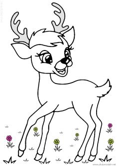 geyik-ceylan-boyama-deer-gazelle-coloring (56)