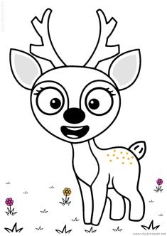 geyik-ceylan-boyama-deer-gazelle-coloring (61)