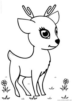 geyik-ceylan-boyama-deer-gazelle-coloring (64)