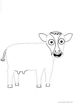 inek-cizgi-calisma-cow (2)