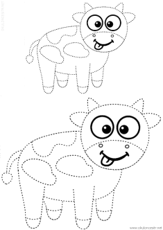 inek-cizgi-calisma-cow (3)