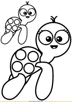 kaplumbaga-boyama-turtle-coloringpage (1)