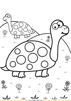 kaplumbaga-boyama-turtle-coloringpage (10)