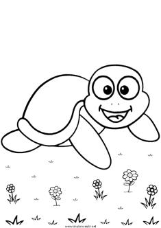 kaplumbaga-boyama-turtle-coloringpage (14)