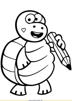 kaplumbaga-boyama-turtle-coloringpage (2)