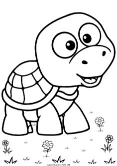 kaplumbaga-boyama-turtle-coloringpage (24)